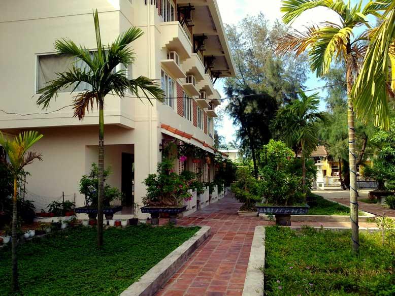 Khách sạn Sao Mai Thiên Cầm